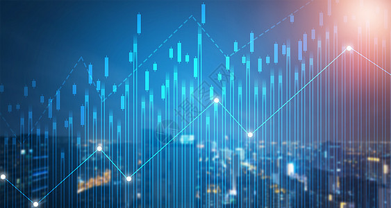 城市经济走势信息图片
