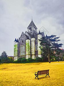 重庆大学城暖阳城堡图片