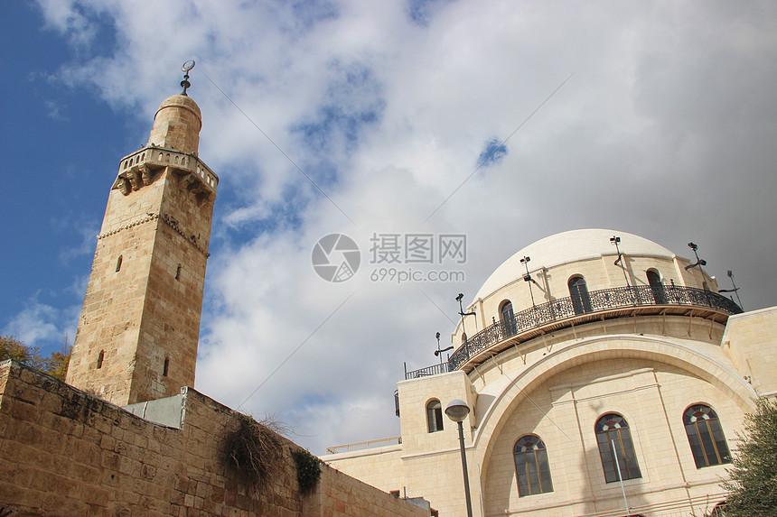 以色列特拉维夫教堂图片