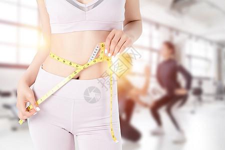 健身减肥图片