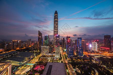 深圳福田·城市中心图片