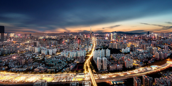 这里是深圳图片