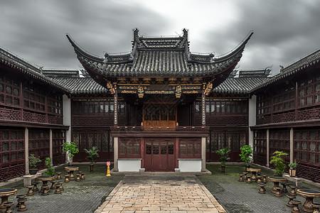 古典建筑风光图片