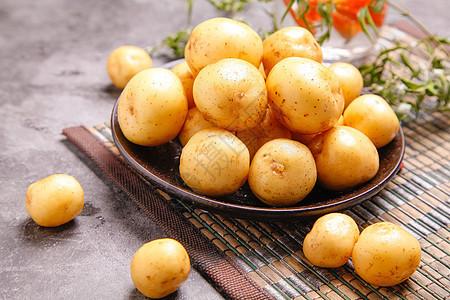 高山小土豆图片