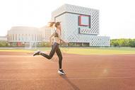 户外运动跑步图片
