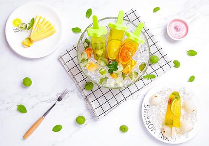 水果冰图片