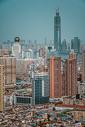 建设中的城市样貌图片