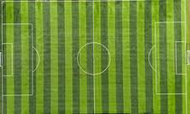 足球场鸟瞰图片