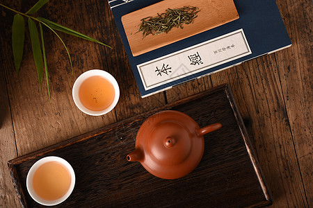 茶具紫砂壶图片