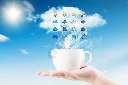 智能天气图片