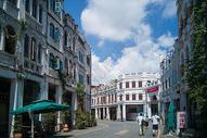 海南海口老街图片