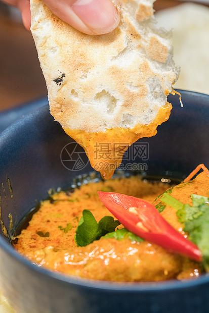 咖喱虾酱图片