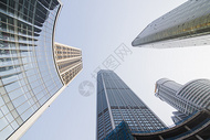 现代城市建筑图片