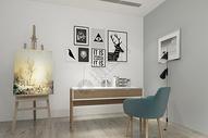 书房空间设计图片