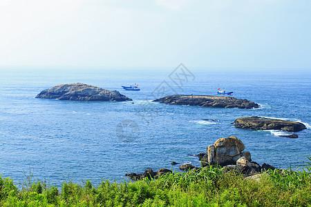 象山渔山岛图片