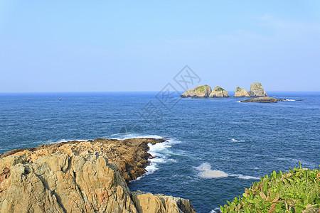 浙江象山渔山列岛图片