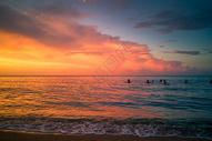 海南海口海边风景图片