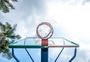 篮球框图片