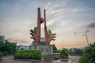 龙南县地标图片