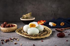 风味端午节鸭蛋图片