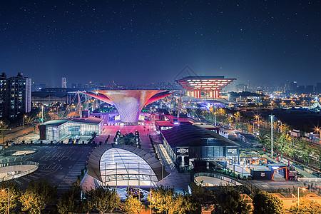 上海世博馆图片