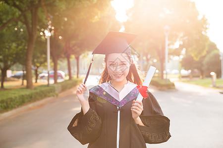 毕业季青春大学生图片