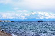 俄罗斯贝加尔湖轮船图片