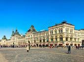 莫斯科古姆百货商场图片