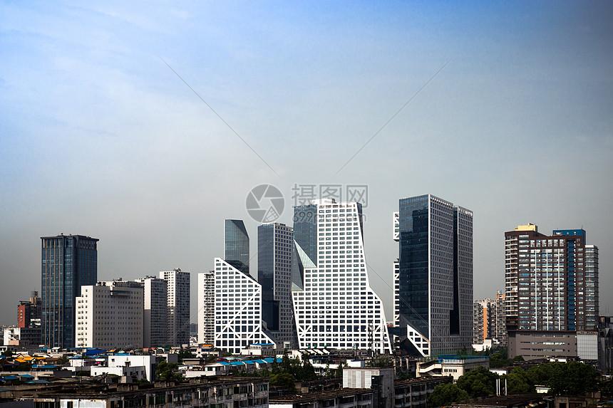 成都市来福士广场图片