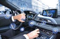 智能驾驶汽车图片