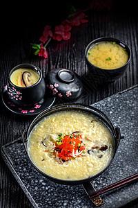 海鲜粥图片