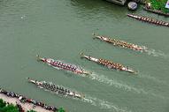 端午龙舟赛划龙舟国际比赛500942586图片
