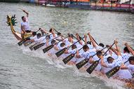 端午龙舟赛划龙舟国际比赛500942599图片