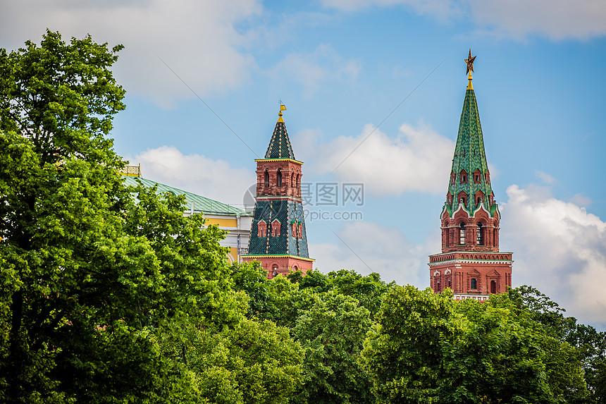 俄罗斯莫斯科克林姆林宫图片