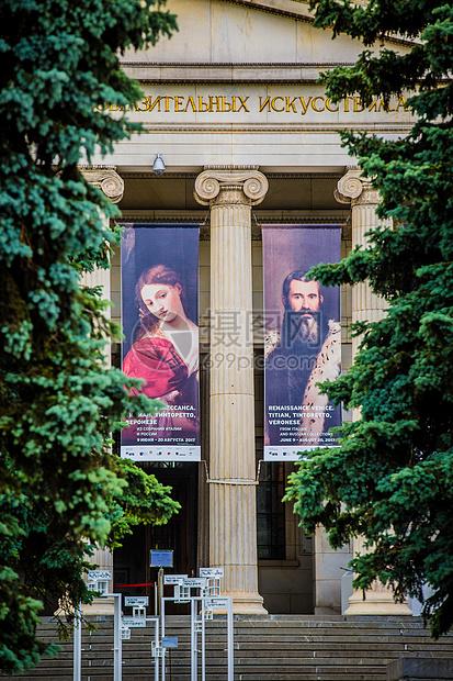 俄罗斯莫斯科剧院图片