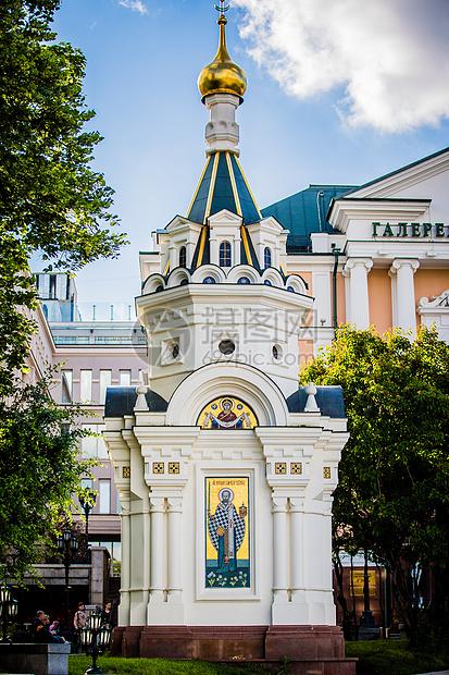 俄罗斯建筑图片