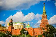 俄罗斯莫斯科红场克林姆林宫图片