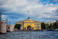 俄罗斯圣彼得堡建筑图片