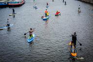 俄罗斯圣彼得堡渔夫节图片