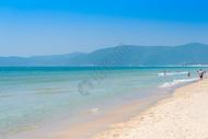 海南三亚亚龙湾风光图片