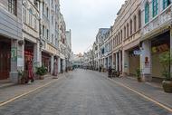 海南海口骑楼老街图片