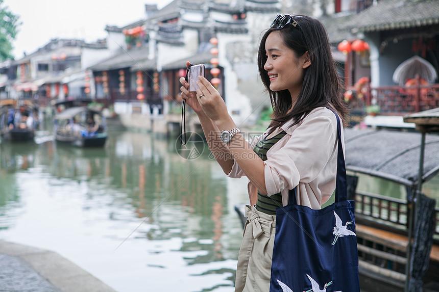西塘古镇游玩图片