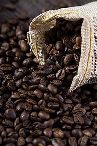 咖啡静物图片