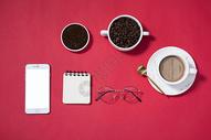 咖啡静物摆拍500944001图片
