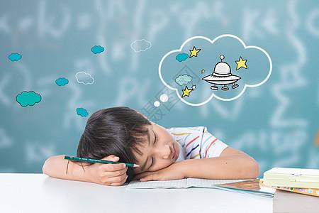 儿童梦想图片