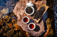武夷山岩茶图片