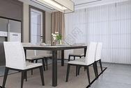 现代简约餐厅餐椅图片