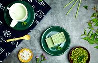 绿豆豆浆图片
