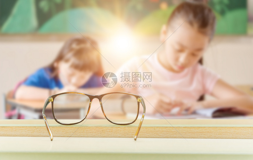 视力保护图片