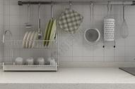 厨房空间设计极图片